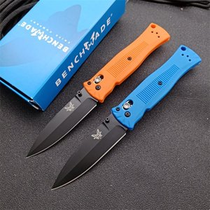"""BENCHMADE BM 530 """"PARDUE légère Axis"""" couteau pliant camping en plein air outil EDC 940 555 781 3300 85 70 A07 UXT C81 couteau papillon"""