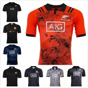 19-20 Rugby Jerseys best quality 100 year Anniversary Commemorative Edition rugby jersey size S-3XL