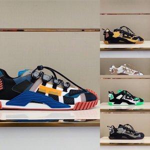 homem NS1 Esportes sapatos com caixa e poeira saco 2020 novo estilo único de borracha causa sapatos couro homens NS1 sneakers