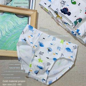 OmPjM Boutique tong nei ku tong nei ku cuecas cuecas médio calcinhas de algodão e grandes meninos das crianças dos meninos de algodão cueca colorida