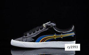 2018 BASKET X DEE RICKY BW Mode Großhandel billig Sneaker für Männer Frauen Lauf Skate Sportschuhe