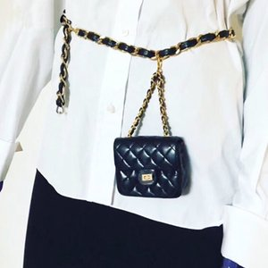 Mini Shoulder Bag Vintage Luxury Handbags Women Bags Leather Small Crossbody Messenger Bag Small Lipstick Pocket Female Belt Bag