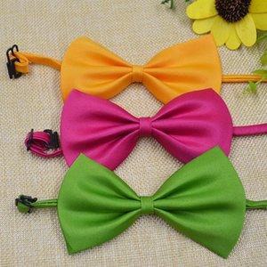 Kinder Fliege 19 Farben Baby-Bowknot Haustier mit OPP Beuteln für Junge Mädchen Krawatten Weihnachtsgeschenk Freien Fedex TNT