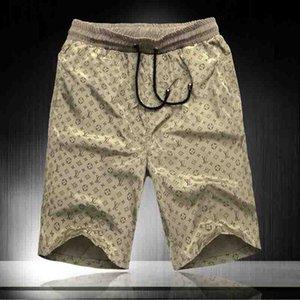 2020 neue Vilebre Marke Board Shorts Men Bermuda Vilebre Turtle Printing Board 100% Quick Dry Herren Bademode fzw1712
