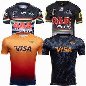 Top Nuevo 2018 2019 2020 2021 JAGUARES PANTHER rugby tigre jerseys Rugby League Jersey 19 20 21 camisas S-5XL