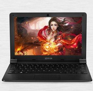 Free Shipping 11.6 Inch Mini Laptop Intel J4105 4GB RAM 60G 128G 256G 512GB SSD Mini PC Computer Quad Core Portable Notebook Students