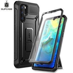 For Huawei P30 Pro Case (2019 Release) SUPCASE UB Pro Heavy Duty Full-Body Rugged Case with Built-in Screen Protector+Kickstand