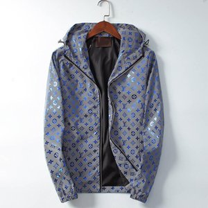 hot sale new Brand Sweatshirt Hoodie Men Jacket Coat Long Sleeve With Logo Autumn Sports Zipper Windcheater Designer Mens Clothes Hoodies