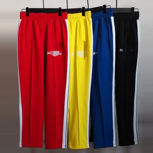 Bellezza marea PALM lettera pantaloni della banda ANGELI PA sport casuali slacciano i pantaloni di uomini e donne