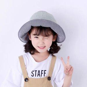 Children kong ding visor Baby Zi Xia girl sun sun protection hat anti-UV wide brim Princess baby hat