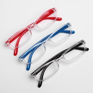 1PC Unisex Fashion Ultralight Reading Glasses Anti Radiation Presbyopic Glasses High-definition Anti-fatigue Flat Mirror Eyewear