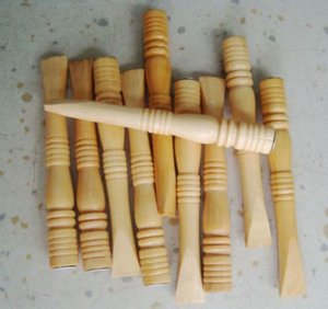 Wooden cigarette holder IN STOCK glass pipe bubbler smoking pipe water Glass bong free shipping