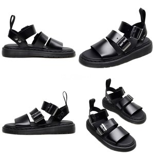 Sapato Feminino 2020 New Hombre Limited Mens Leather Sandals Mens Eva Clog Slipper Summer Lightweight High Quality Breathable#968