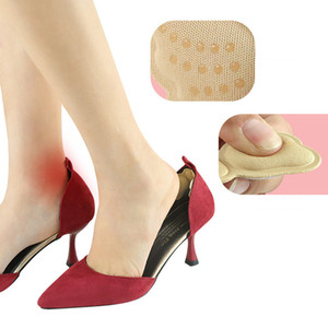 1Pair High Heel Foot Insoles Butterfly Adjust Size Heel Liner Grips Protector Sticker Heel Pad Foot Care Anti Keep Abreast Pads