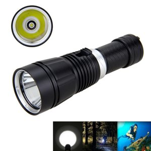 VASTFIRE Submarino 100M buceo XM-L T6 LED 1000 luz LM impermeable Diving antorcha 18650