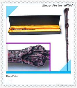 العصا السحرية هاري بوتر السحرية عصا هاري بوتر عصا عالية الجودة هدية مربع التعبئة