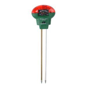 빛 토양 PH 테스트 기능 가든 농업 도구 모든 일 ETP303와 아날로그 3에서 1 수분 측정기
