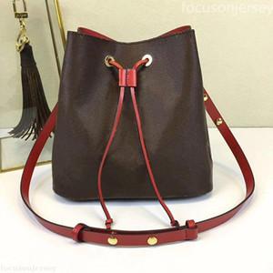 Neoneo L fleur Designer sacs seau classique seau sac à cordonnet mode véritable sac à main de sac à main de sac à bandoulière en cuir dame sacs fourre-tout