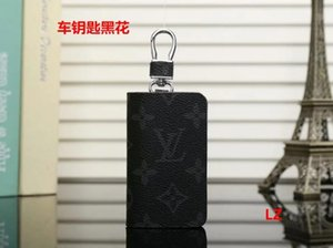 2020 New key ring accessories design key ring men and women metal brand design car key ring gift free shipping
