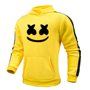 mens woman Designer hoodie 2020 high quality Hip hop pullover sweater men's hooded loose casual solid color printed New STAR sweater