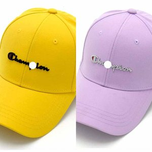 chapeau de mode à la mode de style coréen est le printemps des hommes et des femmes soleil d'été casquette de baseball de baseball cool chapeau de soleil en plein air