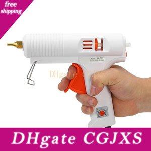 110W Hot Melt Glue Gun Регулируемая Высокотемпературный клей пистолет Привитые Repair Tool Heat Gun AC110-240V Дайя Pemanas высокого качества