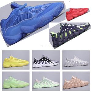 2019 новый 451 West Kanye 3M Вулкан Wave Runner Дизайнерская обувь 500s спорта кроссовки на открытом воздухе кроссовки 36-45