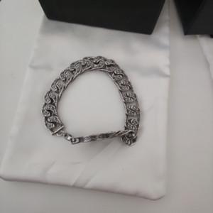 20 centimetri Oro e braccialetto d'argento d'epoca a strisce bianco del braccialetto d'argento oro giallo Bracciale Seiko alta qualità selvaggio bracciali di alimentazione