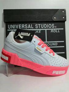 2020 Yaz Yeni Spor ayakkabı erkekler Kadınlar Puma Trend Nefes Büyük Beden Spor ayakkabılar ayakkabı Günlük Ayakkabılar Ücretsiz Kargo ile Kutusu