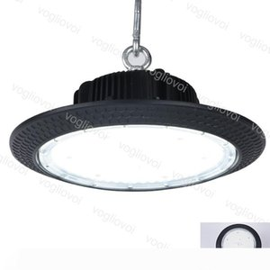 High Bay UFO 100W 150W 200W Honeycomb Aluminium 90° Cover SMD3030 6500K For Industrial Warehouse Exhibition Workshop Garage DHL