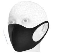 3D three-dimensional dust-proof and breathable fashion Face New Arrival Respirator Adult Men Women Running Riding Reusable Mask EEA1439