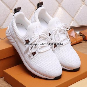 Hommes sneakers mode Casual Luxury Aftergame Sneaker Mode Zapatos De Hombre respirante style rapide Chaussures Hommes Type Livraison Mode