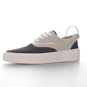 Fear Of God 101 Low Top Sneaker for Men FOG Sneakers Mens Designer Skate Shoes Men's Suede Skates Shoe Man Sports Male Flats Casual Flat