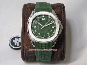 5 Estilo de melhor qualidade ZF Criador 40 milímetros Aquanaut Jumbo 5167 5167A-001 904 Aço Top Cal.324 S C Movimento mecânico automático dos homens Relógios do relógio