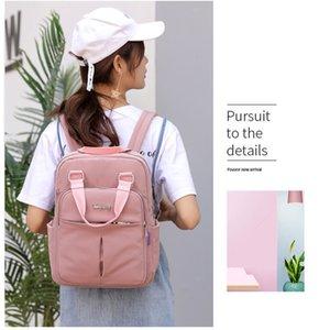 Girls Laptop Backpacks Pink Men USB Charging Bagpack Women Travel Backpack School bags Bag For boys Teenage mochila escolar 2019 CX200713