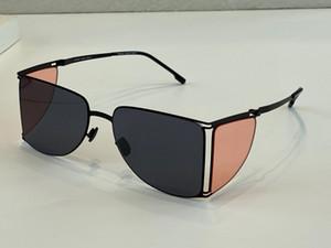 002 الحمير أزياء شعبية جديدة Sungl بلانك Suqare إطار نظارات الرجال بسيطة وعارضة نمط نظارات أعلى جودة مع حالة