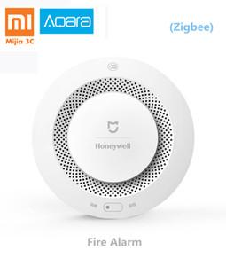 Xiaomi Mijia Honeywell Allarme incendio rivelatore di Zigbee telecomando acustico e visivo di allarme Notication Lavora con Mihome APP