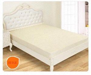 Wholesale-fibra di bambù TPU di protezione letto pad toppers impermeabile copertura della protezione del materasso materasso anallergico cBYa #