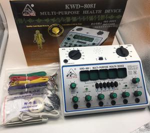 KWD-808 I متعدد الأغراض الرعاية الصحية الاسترخاء كشف الوخز بالإبر نقاط الوخز 6 قناة الناتج تصحيح مدلك