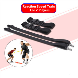 Kids Adults Football Basketball Training Waist Belt Trainer Sport Toys Running Reaction Speed Agility Train Explosive force band