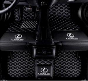 Applicable to Lexus UX 2019-2020 luxury customw non-slip environmentally friendly tasteless Car Floor Mats Non toxic and inodorous