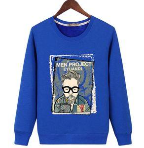 2020 New fashion Warm hoodie Europe paris men fashion sweatshirts hooded mens skateboard pullover hoodies men hoodie Pullover MEN Clothing