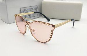 Sunglass New Fashion Eyewear Blackout 2019 Marca Sol Europeu Homens / Mulheres Óculos Americanos e Trend 2138 Óculos de Sol Iamot