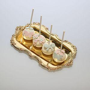 شحن مجاني الديكور البسيطة كعكة عموم الذهب والفضة كب كيك حامل لوحة صينية الحلوى البليت الديكور كعكة تقف الحزب واللوازم