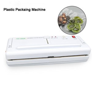 DZ-300A Vacuum sealing machine table style bag sealer plastic vacuum sealer Food packaging machine vacuum pack 110V 220V