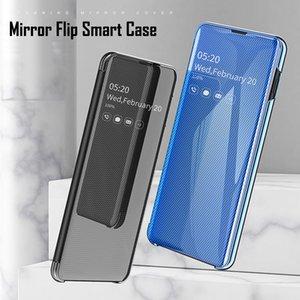 Smart Mirror Phone Case Pour Huawei P40 P30 Pro Lite P20 Case antichocs Clear Case Pour Huawei Maté 30Pro 30 Lite 20PRO 20 P Smart 2019