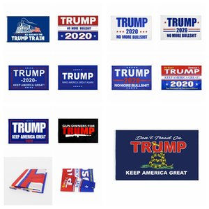 90*150 USA President Election Flag Donald Trump 2020 Keep America Great President Banner Flag American Election Support Flag 11style RRA3317