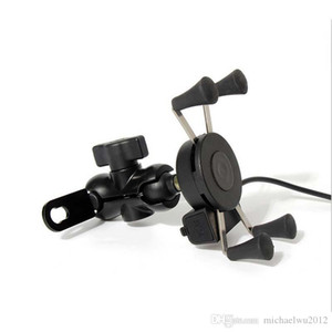 Universal Mobile Phone Stand Phone Holder Motor Mount Phone Stand for