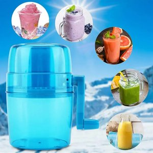1.1L Manuel Ice Maker Snow Cone Maker Ice Cutter Crusher Juicer