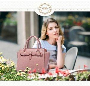 2020 yeni deri kadın çanta Avrupa ve Amerikan deri moda çanta kıdemli tasarımcısı bayanlar tek omuz diyagonal çantası